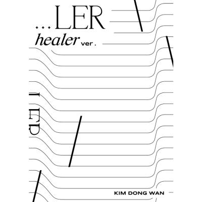 Healer버전/포스터/김동완 - 미니앨범 …LER