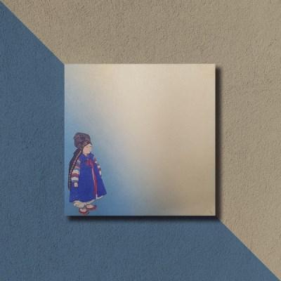 엘리자베스 키스 조선을 담다. 꼬까옷을 입은 아이 디자인 메모지