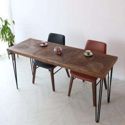 로이퍼니처랩 모리아 오크 빈티지 테이블 1-123_(2493913)