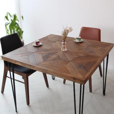 로이퍼니처랩 모리아 오크 빈티지 테이블 2-234_(2493912)