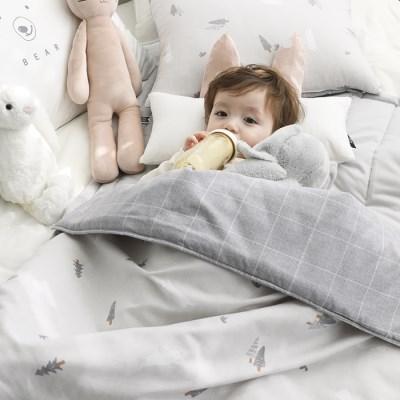 알러지케어 아동 낮잠이불 풀세트 - 스윗래빗