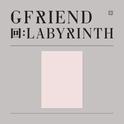 Crossroads버전/특전/여자친구 (GFRIEND) 回:LABYRINTH 컴백 앨범