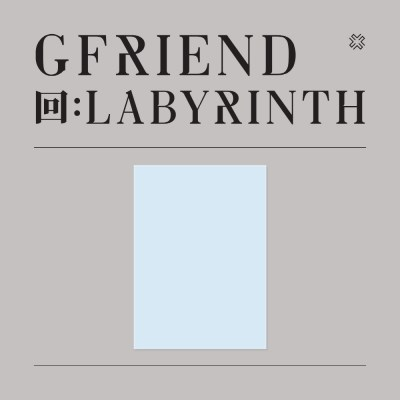 Twisted 버전/특전/여자친구 (GFRIEND) 回:LABYRINTH 컴백 앨범