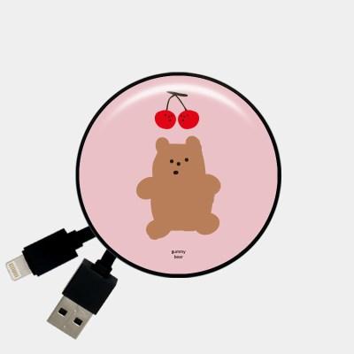 cherry gummy [Smart Reel]