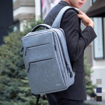 키코 비지니스 USB 노트북 테블릿 태블릿 PC 로운 백팩_(117848)