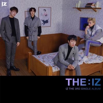 아이즈(IZ) - 싱글 3집 앨범 / THE:IZ
