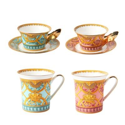 [런던케이트]크라운 커피잔 머그_(1871946)