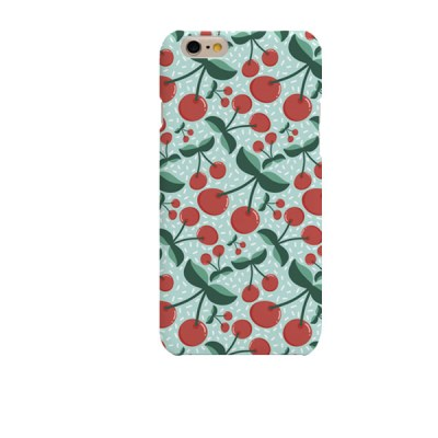 Cherry X Cherry Pattern (HE-148C) Hard Case