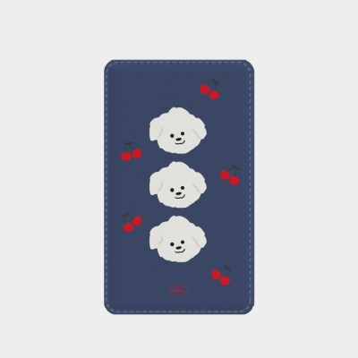 cherry 뽀꾸 보조배터리
