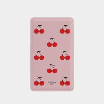 refreshing cherry 보조배터리