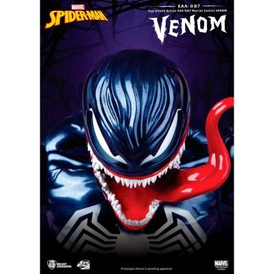 [비스트킹덤] EAA-087 Venom 베놈 액션피규어 에그어택