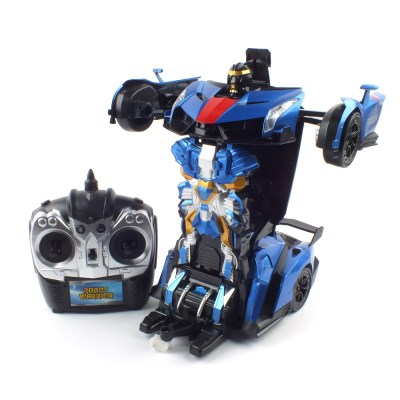 근접센서작동 트랜스포메이션 변신로봇 RC (SXT630118BL) 무선조정