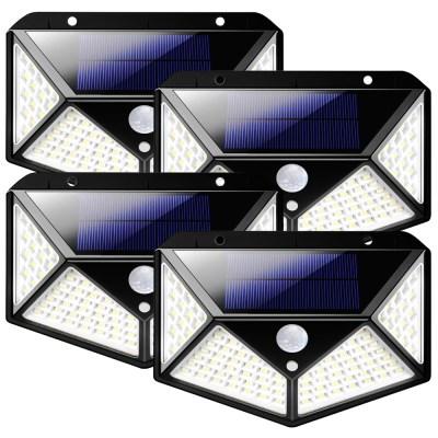 어반 LED 태양광 센서등 S1 본품 4개세트_(1486046)