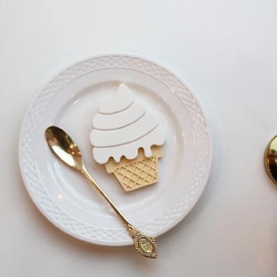 아이스크림 석고방향제