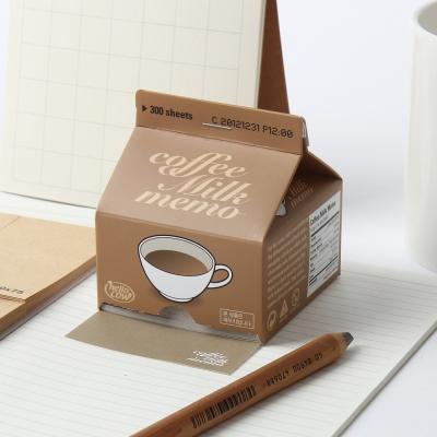 Coffee Milk Memo