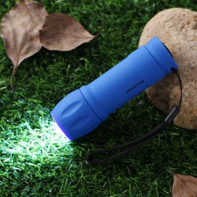 파워킹 LED 후레쉬(블루) / 휴대용 손전등