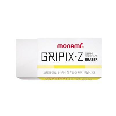 지우개 GRIPIX-Z(중형 반투명 모나미)_(14360016)