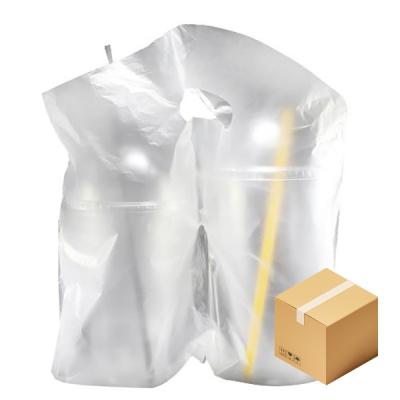 테이크아웃컵 커피캐리어 비닐캐리어 1구 2구