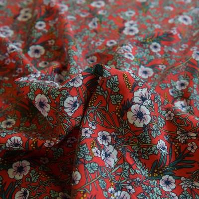 [Fabric] 채송화 린넨 Rose Moss Linen