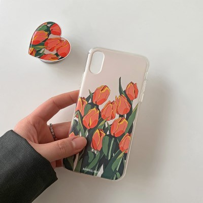 Mango Tulip [Jelly case]