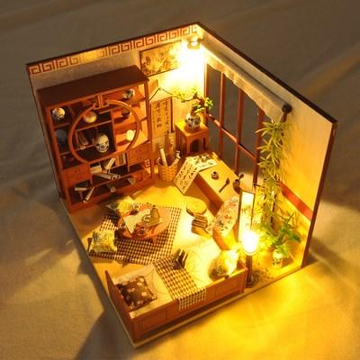 DIY 미니어처하우스 정조살롱