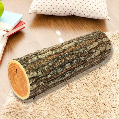 패브릭 통나무 원통형 쿠션/가구점판촉용 호텔납품용