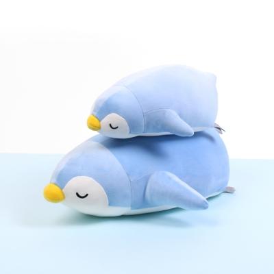 모찌모찌 꿀잠쿠션 펭귄 55CM 동물인형_(1488058)