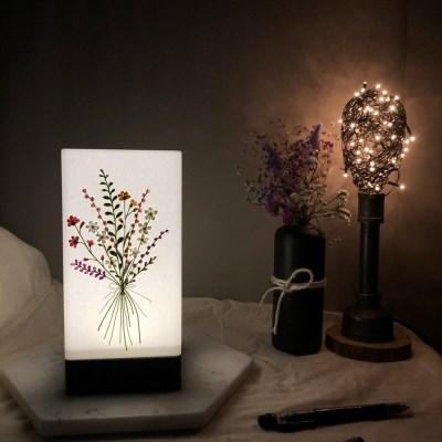 LED 꽃다발 무드등 인테리어소품