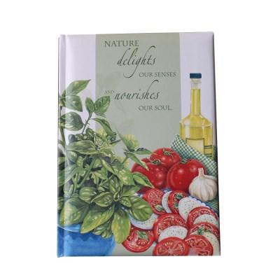 클래식저널-basil tomatoes