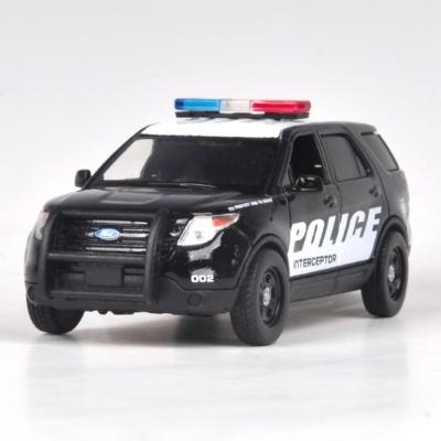 1:432015 포드폴리스인터셉트유틸러티경찰순찰차(540M79471)