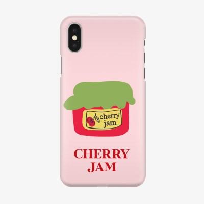 cherry jam 하드케이스