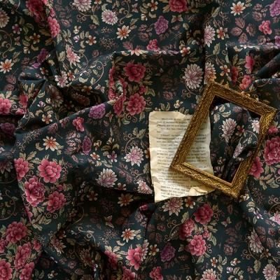 [Fabric] 궁중정원(宮中庭園) 코튼 The Garden of Palace Cotton