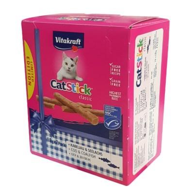 고양이간식 비타 캣스틱 대구(코어피쉬3p(18g) 7개_(1278677)