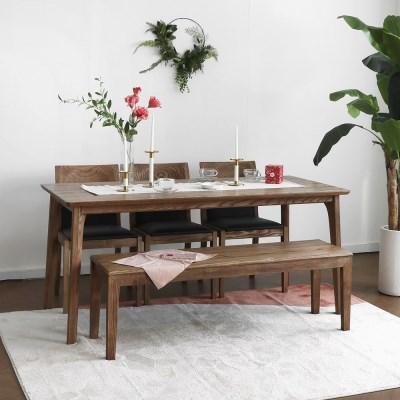[파비안브라운] 6인용식탁/테이블 세트_(1464119)