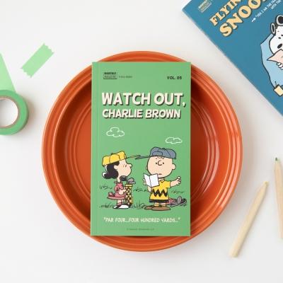 [Peanuts] 월간 스누피 노트 vol.5