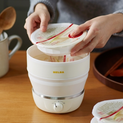 [한정수량 예약판매] 벨바 즉석밥 폴딩포트