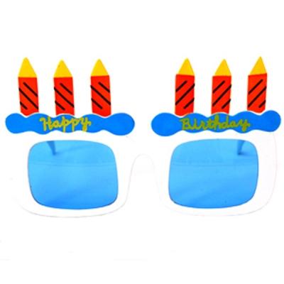 생일촛불안경-화이트