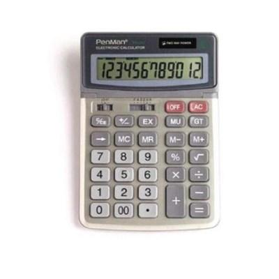 펜맨 계산기 PD-322 쌀집 계산기 회계용 사무용