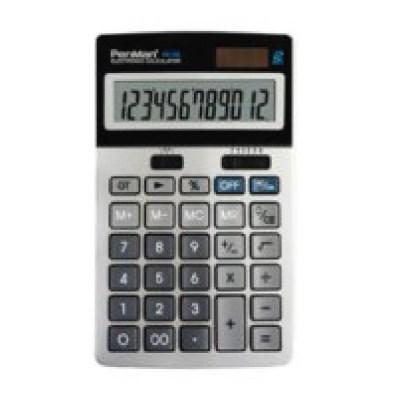 펜맨 계산기 PD-16E 쌀집 계산기 회계용 사무용