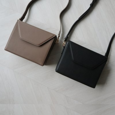 미니 사각 박스백 (2color)