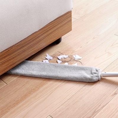 다용도 가구 침대 밑 틈새 전용 청소밀대
