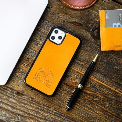 nraw 906BP 논슬립 레더 케이스 (아이폰11프로)