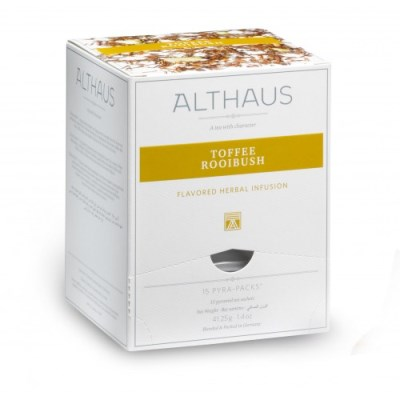 [Althaus] Toffee Rooibush 토피 루이보스