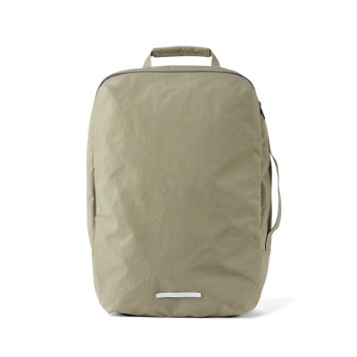 PAPER PACK SQUARE BACKPACK 640 OLIVE_(759454)