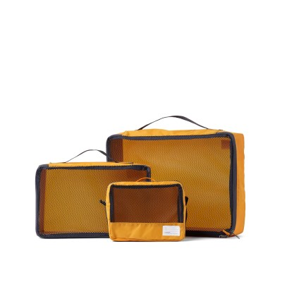 R TRAVEL POUCH 508 SET MUSTARD_(759402)
