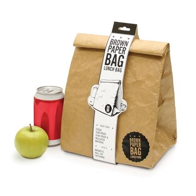 [원더스토어] 럭키스 직장인 런치박스 Brown Paper Bag_(2254096)