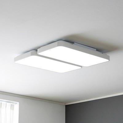 [한샘] 뉴 브릭스 LED 거실등_중(DIY)_(1506599)