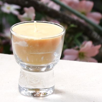 미니 시그니처 캔들 50g(옐로우-잉글리쉬페어프리지아)