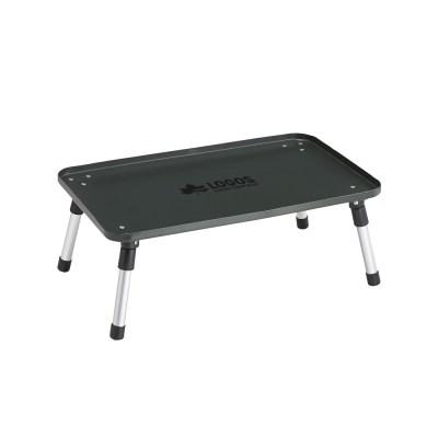 로고스 피크닉 블랙 미니 알루미늄 캠핑테이블 73189025 접이식