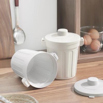 냉동실 음식물 쓰레기통 1P